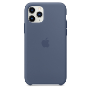 Apple Silicone Case для iPhone 11 Pro Max (Alaskan Blue)