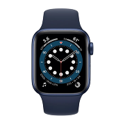 Apple Watch S6 Sport 40mm GPS Blue Al/Blue Sport Band