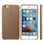 Apple iPhone 6 / 6S Plus Leather Case Коричневый (MKX92)