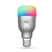 Умная Wi-Fi лампочка Xiaomi Yeelight LED Smart Bulb - Color (GPX4002RT)