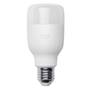 Умная Wi-Fi лампочка Xiaomi Yeelight LED Smrt Bulb - White