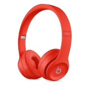 Beats Solo3 Wireless Headphones Red