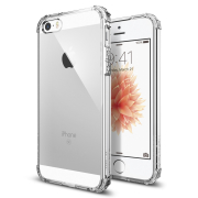 Чехол SGP for iPhone 5/5S/SE (Crystal Shell-original) Clear Crystal