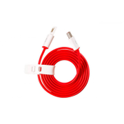 Кабель OnePlus USB/Type-C, 1.5m Red