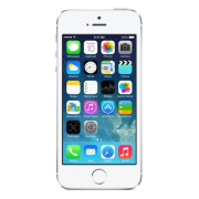 Apple iPhone 5S 16GB Silver LTE A1457