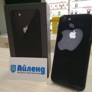 iPhone 7 32Gb Jet Black (Обменный)