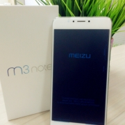 Meizu M3 Note 32Gb Silver (Уценка)