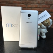 Meizu M3S Mini 32Gb Silver (Уценка)