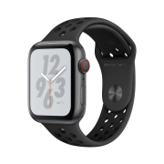 Apple Watch S4 Nike+ 44mm GPS SpGray Al/Bl Nike Sport Band (MU6L2)
