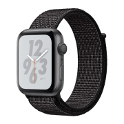 Apple Watch S4 Nike+ 40mm GPS SpGray Al/Bl Nike Sport Loop (MU7G2)