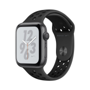 Apple Watch S4 Nike+ 40mm GPS SpGray Al/Bl Nike Sport Band (MU6J2)