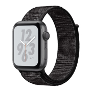 Apple Watch S4 Nike+ 44mm GPS SpGray Al/Bl Nike Sport Loop (MU7J2)
