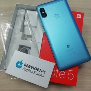 Xiaomi Redmi Note 5 3/32Gb Blue Витринный