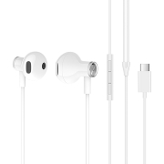 Наушники Xiaomi Dual-Unit Half-Ear Type-C (White) BRE02JY