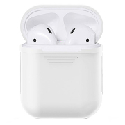 Чехол Silicone Case для AirPods (White)
