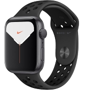 Apple Watch S5 Nike+ 40mm GPS SpGray Al/Bl Nike Sport Band