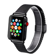 Ремешок COTEetCl W23 Milanese Band for Apple Watch 38/40mm black