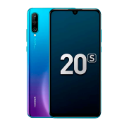 Honor 20S 6/128GB Peacock Blue